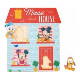 Derrson Disney puzzle domeček