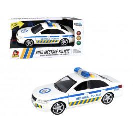 Made Auto Městská policie CZ design s českým hlasem 07513