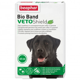 Beaphar Bio Band repelentní obojek pro psy 65 cm