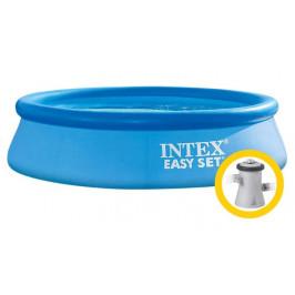 Bazén Intex Easy Set 2,44 x 0,61 m s kartušovou filtrací 28108