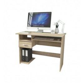 Kancelářský stůl Krzys (dub sonoma)