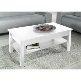 Lawa - Konferenční stolek (bílá)