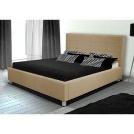 Čalouněná postel San Luis 180x200, s roštem a úp, bez matrace
