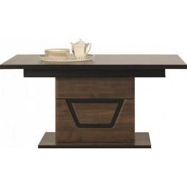 Jídelní stůl Tes (ořech, korpus a fronty)