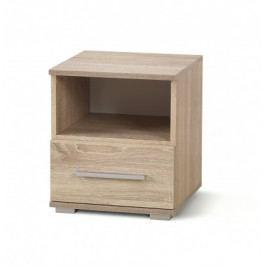 Noční stolek Lima (dub sonoma)