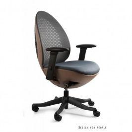 do týdne u Vás - Kancelářská židle Ovo brown