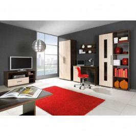 dodání 30 dní - Moderní obývací stěna INEZ PLUS Sestava 3