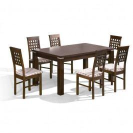 dodání 30 dní - Stůl Premier + židle P-16 (6ks.) - sestava MM10