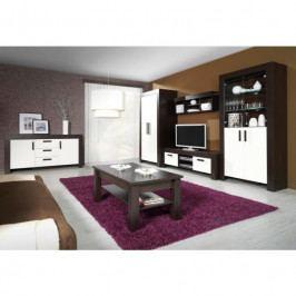 dodání 30 dní - Luxusní nábytek CEZAR sestava 5 milano/crem