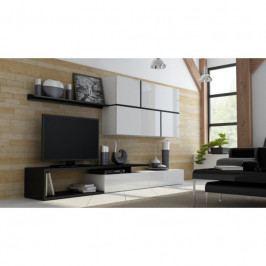 dodání 30 dní - Elegantní obývací stěna GOYA A