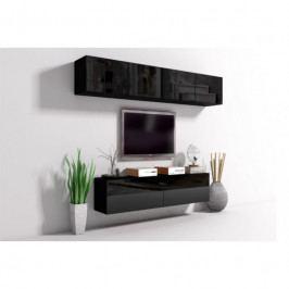 dodání 30 dní - Luxusní obývací stěna ONYX 2B