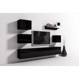 dodání 30 dní - Moderní obývací stěna ONYX 4B