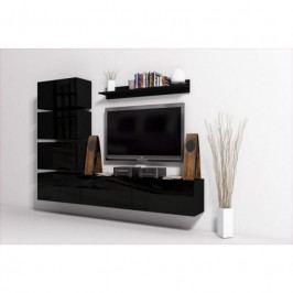 dodání 30 dní - Elegantní obývací stěna ONYX 5B