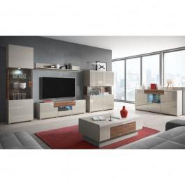 dodání 30 dní - Moderní obývací stěna TOLEDO 1