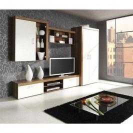 dodání 30 dní - Elegantní nábytek SAMBA sestava 2 švestka / krémový