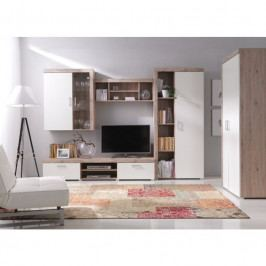 dodání 30 dní - Moderní nábytek SAMBA sestava 4 san marino / krémový