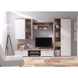 dodání 30 dní - Moderní nábytek SAMBA sestava 10 san marino / krémový