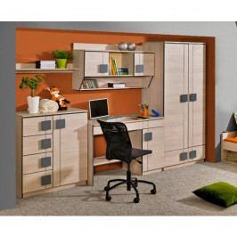 dodání 30 dní - Levný nábytek do dětského / studentského pokoje GUMI 8