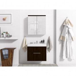 dodání 30 dní - Luxusní koupelna DREAM 1 Wenge / Wenge laminát