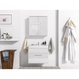 dodání 30 dní - Koupelna DREAM 8 Bílý / Bílý lesk