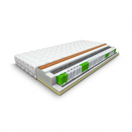 Taštičková matrace s visco pěnou ARIZONA 80x200 cm