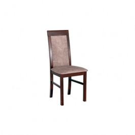 Jídelní židle NILO 6 Dub sonoma Tkanina 9