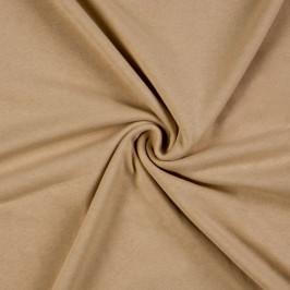 Jersey prostěradlo (220 x 200 cm) - světle béžové