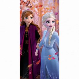 Dětská froté osuška Anna a Elsa