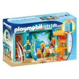Playmobil Playmobil 5641 Přenosný kufřík Plážový obchod