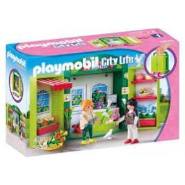 Playmobil Playmobil 5639 Přenosný kufřík Květinářství
