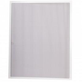 Dveřní síť proti hmyzu 120 x 140 cm | bílá