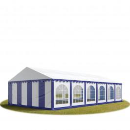 Goleto Párty stan Premium 6 x 12 m   modro-bílý