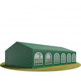 Goleto Párty stan Premium 6 x 12 m   tmavě zelený