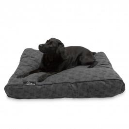 Lex & Max Luxusní potah na pelíšek pro psa Lex & Max Allure 100 x 70 cm | antracit