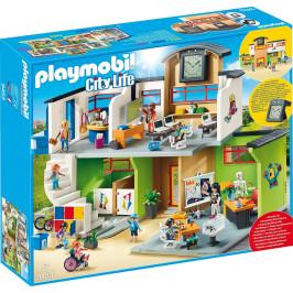 Playmobil Playmobil 9453 Velká škola s příslušenstvím