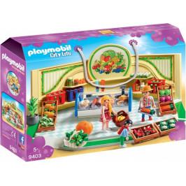 Playmobil Playmobil 9403 Prodejna zdravé výživy