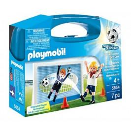 Playmobil Playmobil 5654 Přenosný kufřík Penalty
