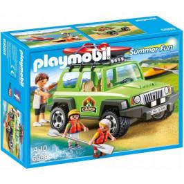 Playmobil Playmobil 6889 SUV 4x4 s kanoí