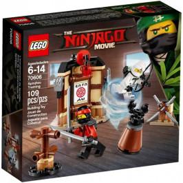 Lego LEGO Ninjago 70606 Výcvik Spinjitzu
