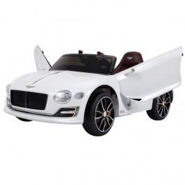 Goleto Luxusní dětské autíčko Bentley EXP12 s dálkovým ovládáním | bílé