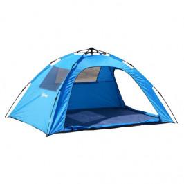 Goleto Kempovací stan pro 2 osoby - 223 x 150 x 110 cm | modrý