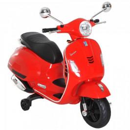 Goleto Dětská motorka Vespa | červená