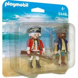 Playmobil Playmobil 9446 Pirát a voják