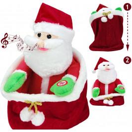 Goleto Vánoční hrací Santa Claus