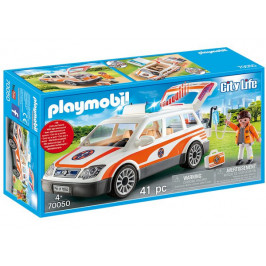 Playmobil Playmobil 70050 Pohotovost se sirénou