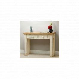 Konzolový stůl Dhari100x35 z  mangového dřeva