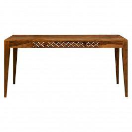 Jídelní stůl Mira 200x90 z indického masivu palisandr, Only stain