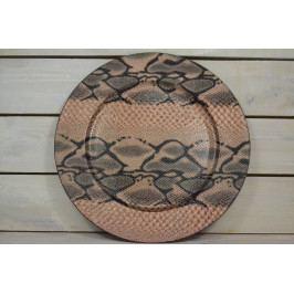 Umělý tác s hadím vzorem (p. 32,5 cm)