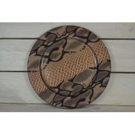 Umělý tác s hadím vzorem (p. 25 cm)