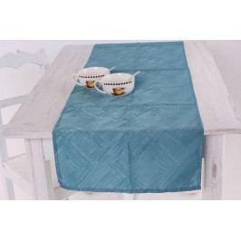 Štola na stůl (40x150 cm) - tyrkysová